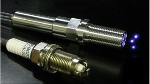 Laser-based spark plug (Takunori Taira)