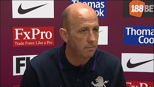 Aston Villa boss Gerard Houllier 'in fine fettle' - Gary McAllister