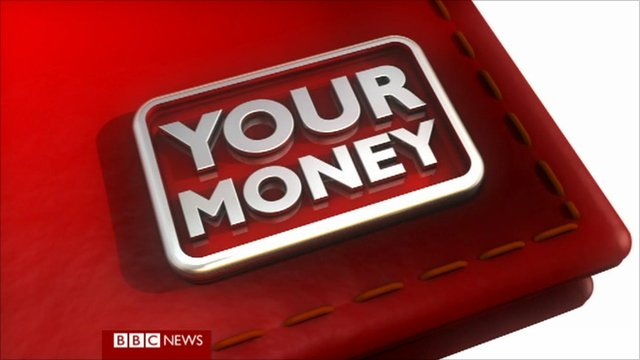 Your Money graphic