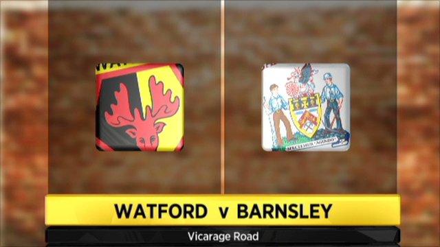 Watford 1-0 Barnsley