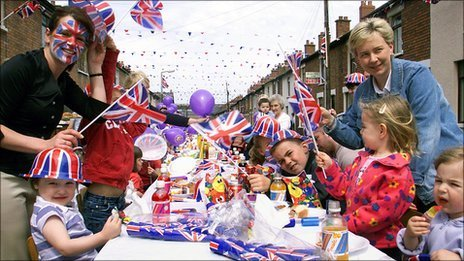 Street Party (generic)