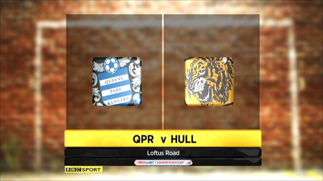 QPR 1-1 Hull