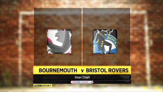 Highlights - Bournemouth v Bristol Rovers