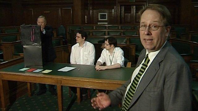 Michael Crick explains AV