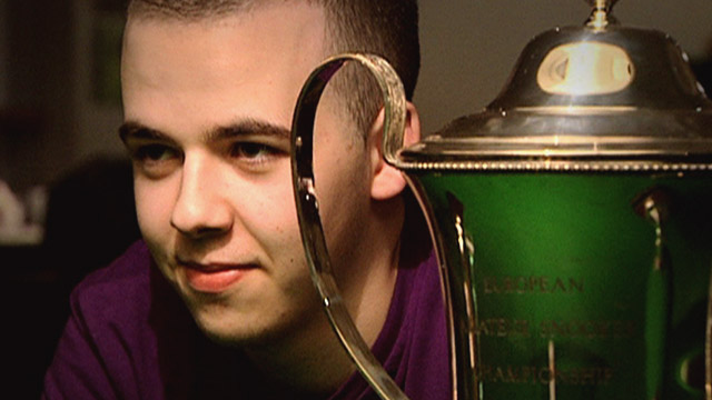 Is Luca Brecel snooker's next big thing?