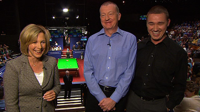 Stephen Hendry reveals plan to carry on playing