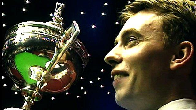 1997 champion Ken Doherty