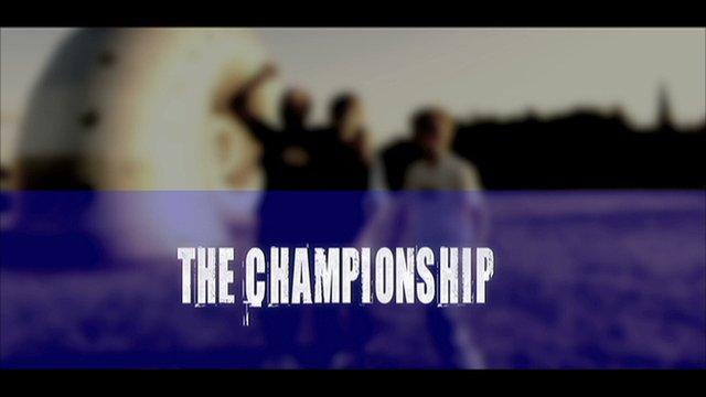 Championship round-up