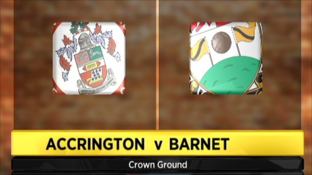 Highlights: Accrington Stanley 3-1 Barnet