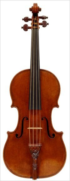 The Lady Blunt Stradivarius Violin to be auctioned