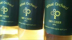 Virtual Orchard Cider