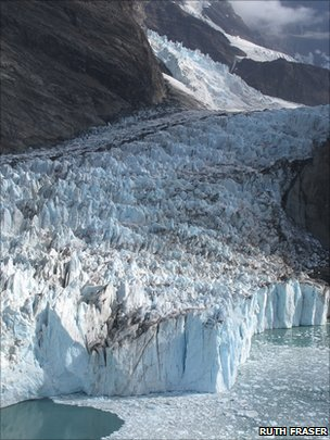 Glacier (Ruth Fraser)