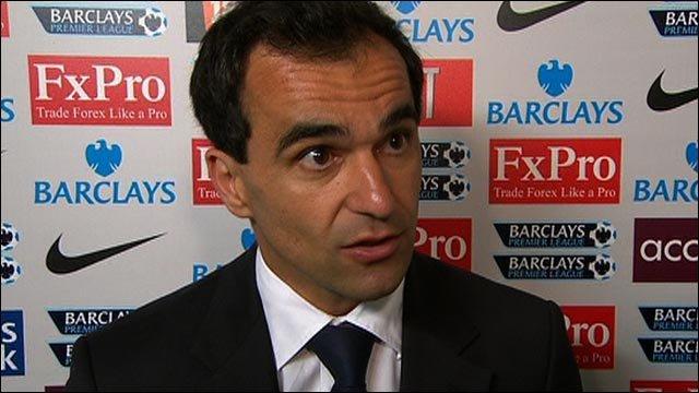 Wigan performance was sensational - Martinez