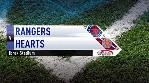 Highlights - Rangers v Hearts