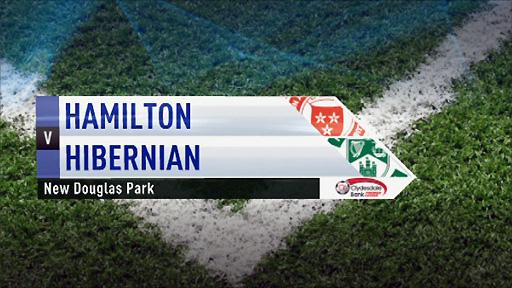 Highlights - Hamilton v Hibernian