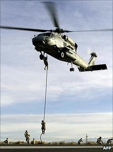 Bin Laden death: Security fears for US Navy Seal team