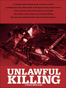 Poster for Unlawful Killing