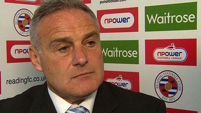 Cardiff City manager Dave Jones