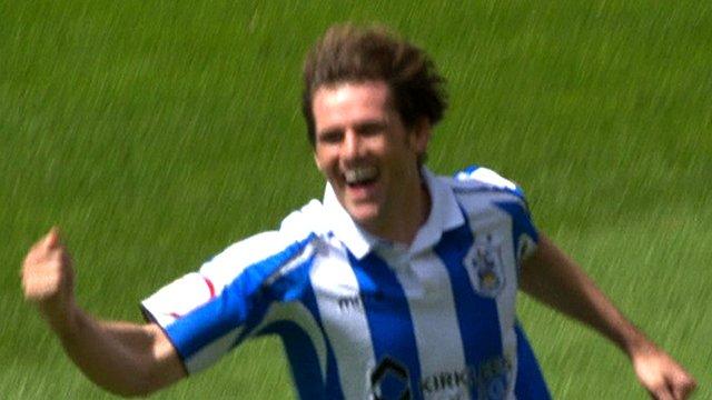 Huddersfield's Kevin Kilbane