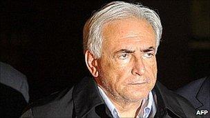 Dominique Strauss-Kahn, 15 May 11
