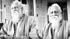 Pictures of Rabindranath Tagore