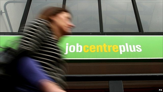 Job Centre in Northwich, Cheshire