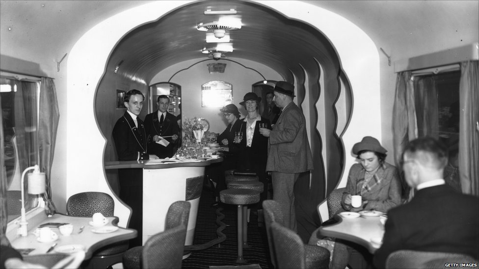 Bbc News In Pictures End Of The Line For Railway Restaurant