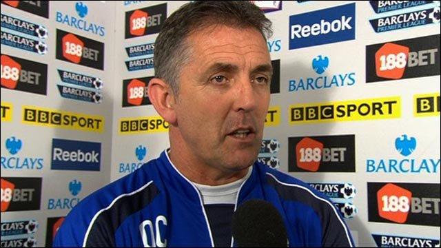 Owen Coyle demands Bolton improvement