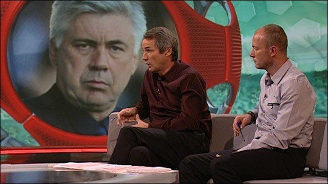 Alan Hansen and Alan Shearer