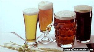 Beer (Photo: Press Association)