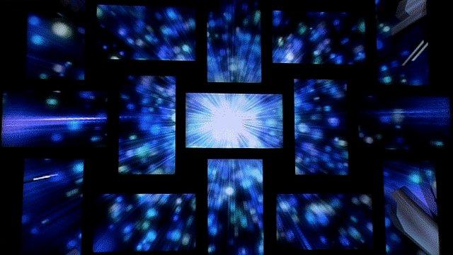 Sony Ziris multi-screen display
