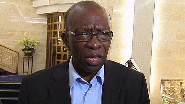 Fifa executive committee member Jack Warner