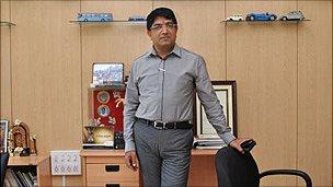 Transport Commissioner Bhaskar Rao