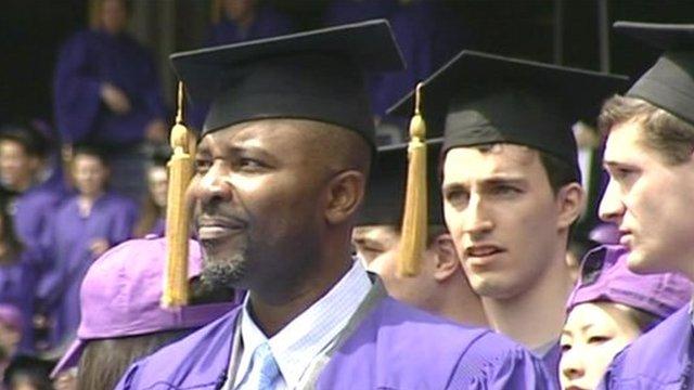 US graduates