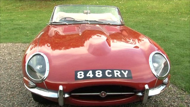 Celebrating 60 years of the E-Type Jaguar thumbnail