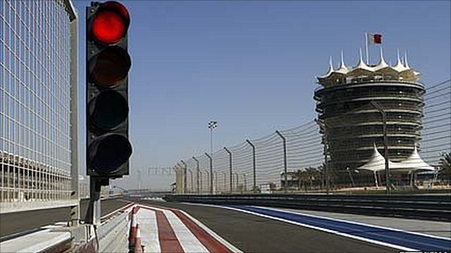 The Bahrain International Circuit