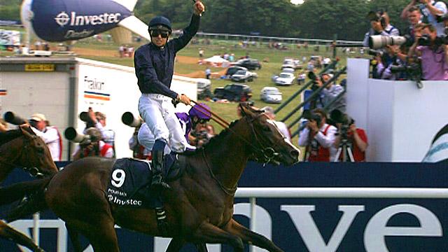 Pour Moi ridden by Mickael Barzalona
