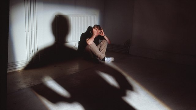 Male victims of domestic abuse