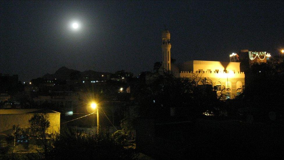 Taiz, Yemen