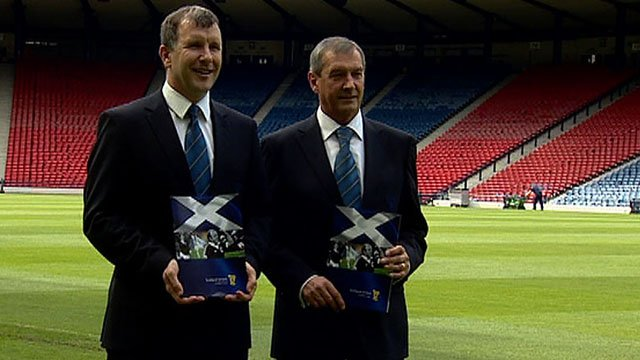 The SFA launch the new blueprint for Scottish football