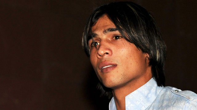 Banned Pakistan bowler Mohammad Amir