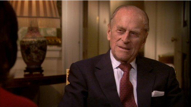 Prince Philip ,The Duke of Edinburgh