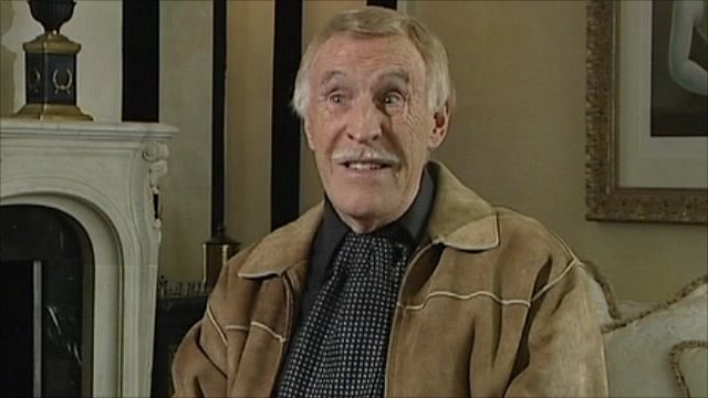 Sir Bruce Forsyth