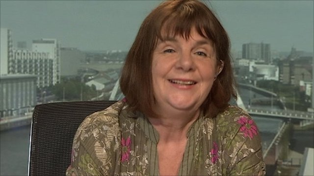 Children's laureate and MBE Julia Donaldson