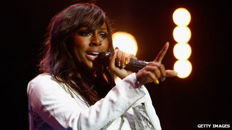 Alexandra Burke to play the leading female role in The Bodyguard