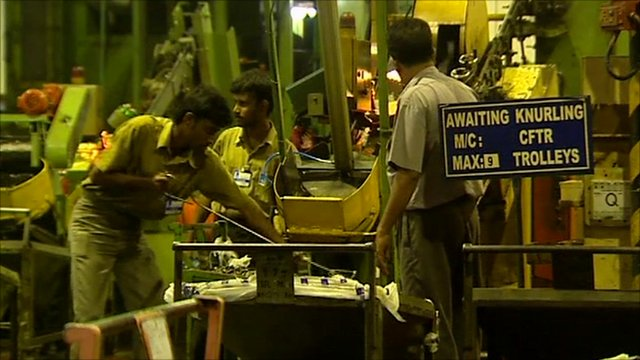 Factory in India