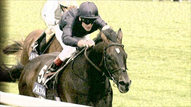 Yeats closes in on his fourth Gold Cup in 2009