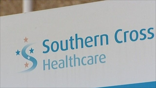 Southern Cross sign