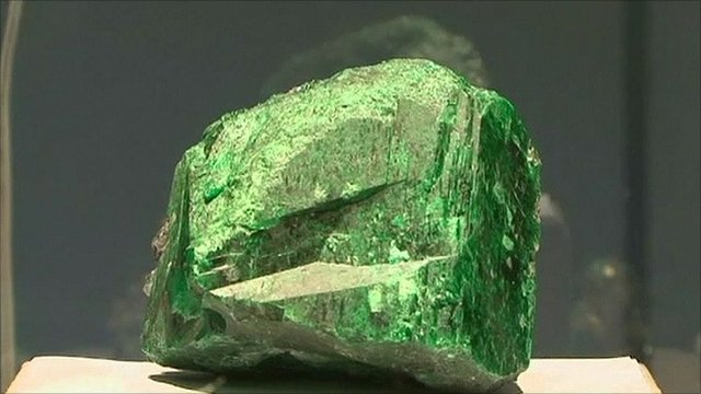 Largest emerald in the world