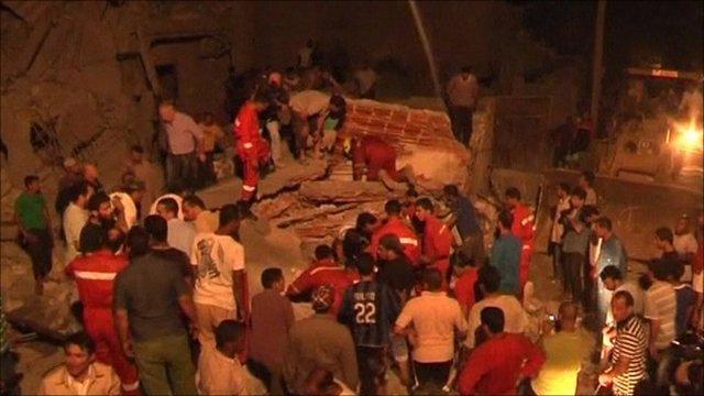 Tripoli strike